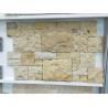 Buy cheap Beige Travertine Wall Cladding,Split Face Stone Veneer,Field Ledge Stone,Loose Stone from wholesalers