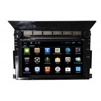 Wholesale Android / Wince HONDA Navigation System with Corte X A7 Quad core 1.6GHz CPU from china suppliers