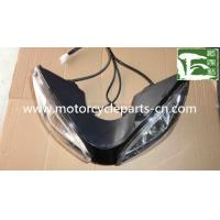 Wholesale Yamaha Horizon Sportbike EEC headlight , Front Black Lamp fo Sport Bikes from china suppliers