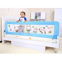 Quality Safety First Portable Baby Bed Guard Rail For Kids Iron Frame for sale