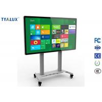 "Wholesale 84"" LCD Interactive Touch Screen Display  All in one PC TV for Conference  and Education from china suppliers"