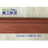 Wholesale WPC Skirting Flooring Skirting Decorative Skirting Board Edging For Flooring Wall from china suppliers