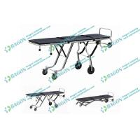 Buy cheap Movable Corpse Makeup Foldable Stretcher Trolley Aluminum Alloy from wholesalers