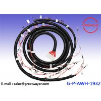 Wholesale 26 Pin Housing / Wire Harness Cable / M8 Ring Connector Loom Assembly from china suppliers