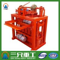Wholesale Brick making machines Brick machine Fly ash brick machine from china suppliers