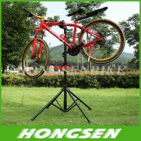 Wholesale Double deck bicycle standing repair rack stands in China market new items from china suppliers