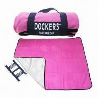 Wholesale Promotional Beach Mats, Foldable Picnic Mat/Foldable Beach Mat, Suitable for Promotions from china suppliers