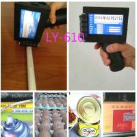 Wholesale Ly-610 Handheld Large Character Inkjet Printer/oil based printer/LY-610 from china suppliers