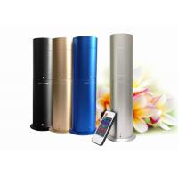Wholesale Aluminum super quiet Japan air pump scent air machine with remote control and big mist from china suppliers