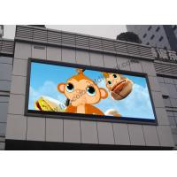 Wholesale High Brightness Hd Led Screen / Led Advertising Display With 768x960 Mm Cabinet from china suppliers