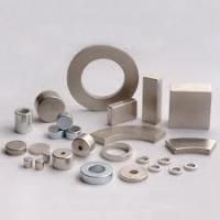 Wholesale Powerful Permanent Sintered NdFeB Industrial Strength Magnets N52 from china suppliers