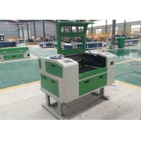 Quality Small Size CO2 90W Laser Engraving Machine For Wood / Stone / Glass , CNC Laser Cutter for sale