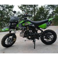 Wholesale 125cc Dirt Bike Motorcycle 4 Speed Dirt Bike With CDI Electric / Kick Start from china suppliers