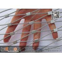 Stainless Steel Wire Cable Mesh China Supplier