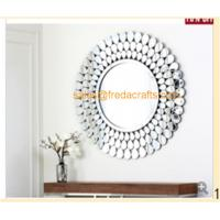 Wholesale Factory Derect Price Venetian Mirror Mordern Design Round Shape For Bathroom Decoration from china suppliers