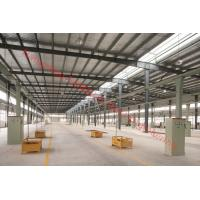 Wholesale Wind Resistance Anti-seismic Industry Steel Framed Building With Wide Span from china suppliers