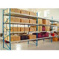 Wholesale Conventional 55 Profile Longspan Shelving / Medium Duty Shelving 200-800 Kg Load Capacity from china suppliers