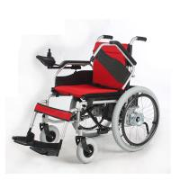 Wholesale 24V 20Ah Disabled Outdoor Power Wheelchair Equipment 1090X685X930 mm from china suppliers