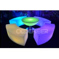 Wholesale Antique Commerical Furniture Led Bar Stools Replacement Seats from china suppliers