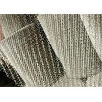 Wholesale 316L Knitted Stainless Steel Wire Netting High Acid And Alkali Resistance from china suppliers