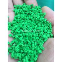 Wholesale Recyclable Rubber Artificial Grass Infill Shock Absorbing 2MM - 4MM Diameter from china suppliers