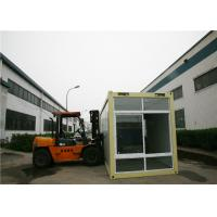 Wholesale Flat Pack Custom-made Prefab Container House Environmental Friendly from china suppliers