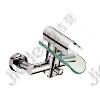 Wholesale glass waterfall bathtub mixer(B54bs) from china suppliers