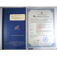 Onlytek Electronic Co., Limited Certifications