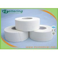 Wholesale 2.5cm White colour Latex free zinc oxide athletic Rigid Rayon Tape Porous Sports strapping Taping from china suppliers