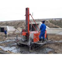 Wholesale Single , Double Pipe Crawler Drilling For Jet - Grouting Full Hydraulic from china suppliers