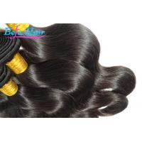 Wholesale Natural Black 1B#  Eurasian Virgin Hair Human Unprocessed Hair Smooth from china suppliers