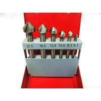 Wholesale 6.3mm - 20.5mm HSS Construction Drill Bits , Multi Purpose Drill Bit Set from china suppliers