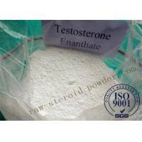 Wholesale Raw Testosterone Enanthate Powder / Test Enanthate Musclebuilding Injectable Steroid Oil from china suppliers