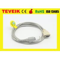 Buy cheap 14pin To DB9 Female SpO2 Extension Cable For Masimo Patient Monitor from wholesalers