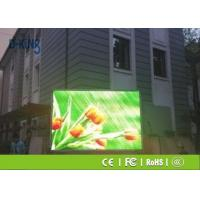 Quality Highly Stable Distributed Scanning Advertising LED Display P16 Outside LED Screen for sale