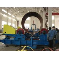 Wholesale Wide Wheel Boiler Welding Rollers / Tank Turning Rolls High Efficient from china suppliers