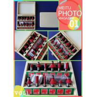 Wholesale supermarket promotions and weekend deals 12PCS TCT Router Bit Set from china suppliers