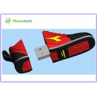 Wholesale Rectangle Customized USB Flash Drive RED , Mini USB Flash Memory Stick from china suppliers