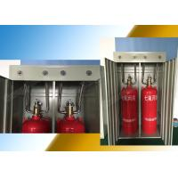 Wholesale 40L Double Cabinet Clean Agent Fire Extinguishing System Fm 200 from china suppliers