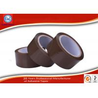 Wholesale Heavy Duty Shipping Brown BOPP Packing Tape , Carton Packaging Tape from china suppliers