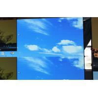 Wholesale IP 65 Outdoor SMD Led Screen Panels 6mm Pixel Pitch Light Weight from china suppliers