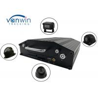 Wholesale RS232 720P 4G 4 Channel Mobile DVR Onboard Cameras Inputs Bus Router With Hard Drive from china suppliers