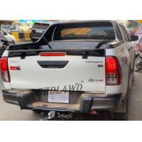 Buy cheap Toyota Hilux Revo Rear Spoiler Aftermarket Accessories Car Spoilers Black from wholesalers