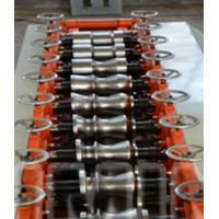 Wholesale Metal Roll Forming Machine , 0.7mm - 1.2mm Thickness Roll Forming Equipment from china suppliers