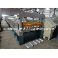 Buy cheap CE Forming Speed 30m/Min High Speed Roll Former Machine CNC Processed Rollers from wholesalers