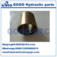 Wholesale Fully stocked hydraulic Quick Connect Hose Fittings ferrules 100 R2AT/DIN 20022 2SN from china suppliers