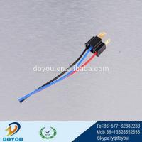 Quality 3pin conector wire harness for medical equipment low power cable with 3 pin connector for sale