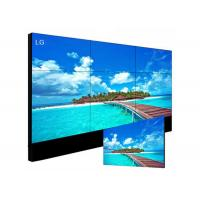 Wholesale Ultra Thin TFT LED Video Panels Display 55 Inch 400 Nits Samsung DID from china suppliers