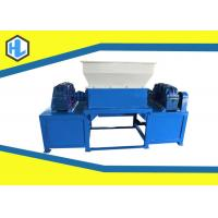 Wholesale Single Shaft Aluminum Can Household Waste Shredder 25m³ - 30m³ Per Hour Output from china suppliers