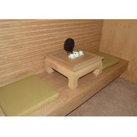 Quality Japanese Style Modern Hotel Bedroom Furniture Ash Wood Guest Room Furniture Set for sale